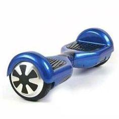 Scooter El�trico Street Board Azul E12 - Smart Balance