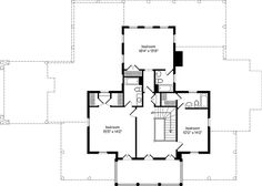 Newberry Park - Allison Ramsey Architects, Inc.   Southern Living House Plans