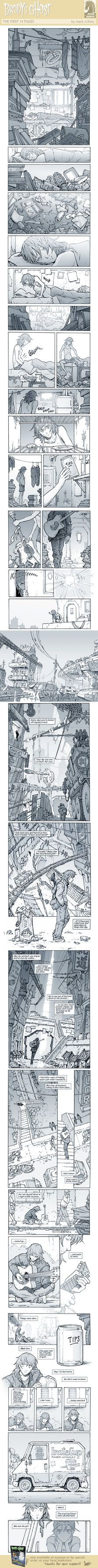 Brody's Ghost 14-Page Preview by markcrilley on deviantART