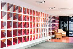 Reception Graphics - Wilson Management | by There