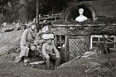 Las fotos desconocidas de la Primera Guerra Mundial