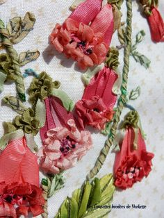bloc 8 FLOWERS GIPSY QUILT