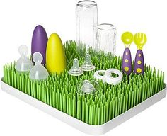Lawn Drying Rack --  have this and I love it.