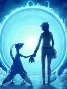 Pokemon Mystery Dungeon Explores of Time/Darkness/Sky. Loved this game