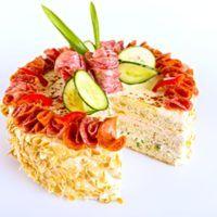 Ruska Salata, Pineapple, Cheese, Fruit, Food, Pine Apple, Essen, Meals, Yemek