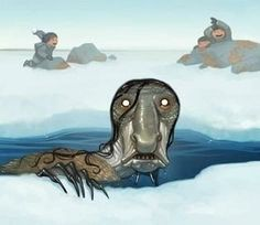 Image result for image of alaska folktales