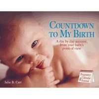 A wonderful, unique pregnancy calendar written from the baby's point of view. Unlike most pregnancy books, this focuses on the child, not the mother, and the daily changes taking place as your baby grows from a single cell to a miniature human being. Moms, dads, and grandparents will enjoy the miraculous journey as baby discusses the changes taking place. Written in everyday language, it will fascinate both first time and experienced parents.