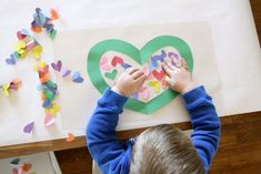 God is Love Craft for Toddlers & Preschoolers (@Jess McClenahan: The Macs » Blog)