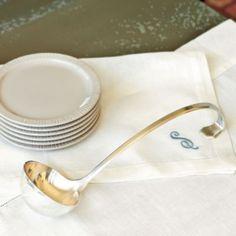 SL Ladle | European-Inspired Home Furnishings | Ballard Designs