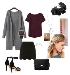 """""""1"""" by angie-9600 on Polyvore featuring Aéropostale, Topshop, Marc Jacobs, Isabel Marant i Aspinal of London"""