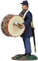 BR31205 -- Union Infantry Bass Drummer No.1