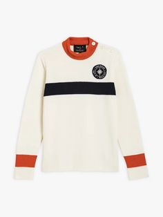 pull Tara agnès b. et Royal Mer beige | agnès b. Beige, Pull, Sweatshirts, Clothing, Sweaters, Collection, Fashion, Outfits, Moda