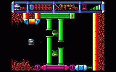 Cybernoid - The fighting Machine (Hewson, 1988)