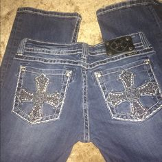 Miss me jeans Miss me bootcut 30 inseam 31 1/2 Miss Me Jeans Boot Cut