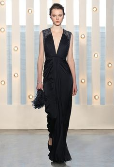 RTW AW1415 - Jenny Packham  I'd look voluptuous as shit in this :)