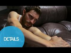 "JAMIE DORNAN /Details ""Fifty Shades of Grey"" Star Jamie Dornan in London"
