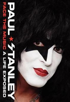 Paul Stanley - Face the Music A Life Exposed - This book is a must read, especially for KISS fans, but also for anyone who wants to read a very interesting, inspiring life-story. I read it in a day, and will more than likely read it again.
