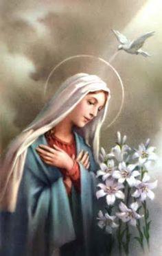 """""""Com a prática fiel das virtudes mais humildes e simples, tornaste, minha Mãe, visível a todos o caminho reto do Céu"""". (Santa Teresinha do Menino Jesus e da Sagrda Face - Padroeira das Missões)"""