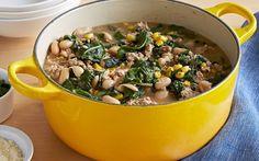 White Bean and Chicken Chilli by Giada De Laurentiis (Bean, Chicken) @FoodNetwork_UK
