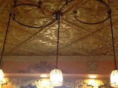 Beautiful interior design ceiling using PVC ceiling tiles #architecture #creative #house #architexture #vintage #interiordesign #diy #urban #design #interior #renovation #remodeling #kitchen #art #arts #architecturelovers #antique #doityourself #unique #beatiful #archilovers #architectureporn #interiors #style #archidaily #designer #decor #crafts #project #decoration