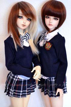 kawaii dolls