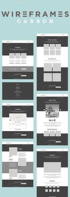 Website Design Layout, Design Blog, Web Layout, Ui Design, Layout Design, Blog Designs, Wireframe Design, Responsive Web Design, Wireframe Web