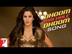 Watch Dhoom Machale Dhoom Song from Dhoom 3 ! Dhoom 3 is an upcoming Hindi action thriller film, written and directed by Vijay Krishna Bollywood Action Movies, Bollywood Music Videos, Hindi Bollywood Movies, Bollywood News, Bollywood Actress, Latest Movie Songs, Dhoom 3, Songs 2013, Fashion Designing Course