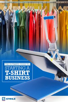 Free E Book The Ultimate Guide To Starting A T Shirt Business Helpstarting Your Own