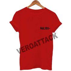 malibu new T Shirt Size XS,S,M,L,XL,2XL,3XL