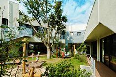 Galeria de Jardim de Infância e Creche KM / HIBINOSEKKEI + Youji no Shiro - 8