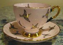 Tuscan - Royal Tuscan, at Replacements, Ltd Tea Cup Set, My Cup Of Tea, Tea Cup Saucer, Silver Tea Set, Perfect Cup Of Tea, Tea And Books, Tea Art, China Tea Cups, Tea Service