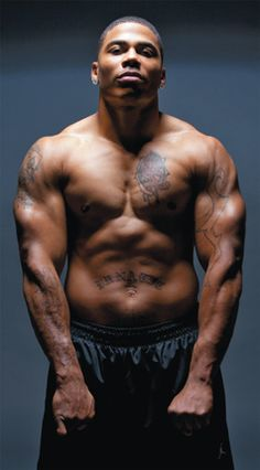 Nelly - HipHop Muscles - Men's Fitness
