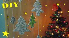 Tutorial: Addobbi Natalizi Shabby Chic | DIY Christmas Decorations Shabb...
