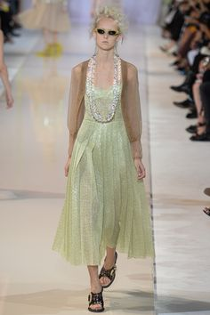 ♥ Rochas Spring 2014 Ready-to-Wear Collection