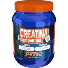 CREATINA COMPETITION 600G 20,70 €  La Creatina o ácido metil-guanidinoacético, es una sustancia natural que se sintetiza en el hígado, el páncreas y los riñones a partir de tres aminoácidos (argininia, glicina y metionina). La Creatina es usada por los atletas para aumentar la fuerza muscular y el peso corporal. La Creatina de MEGAPLUS es la de mejor calidad y pureza disponible en el mercado internacional. La ventaja de la creatina monohidrato es que repone fácilmente el ATP que es la…