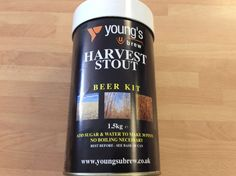 Harvest Stout Home Brew Kit 30 pints  FREEPOST UK