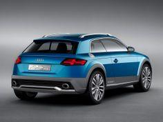 Audi Allroad Shooting Brake Concept Leaked: 2014 Detroit Auto Show