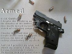 Armed first published in Issue 5.2 of Star 82 Review. Poem and photograph © F.I. Goldhaber. https://goldhaber.net/poetry.php#Others