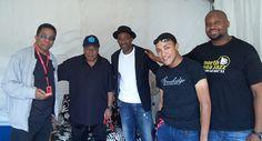 Herbie Hancock, Wayne Shorter, Marcus Miller, Sean Rickman, Sean Jones