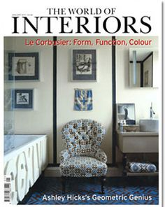 The World Of Interiors Monthly Subscription
