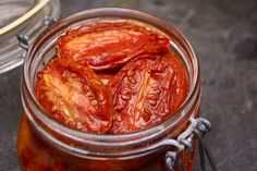 Preserving Summer: Slow-Roasted Tomatoes - Always Order Dessert Canning Vegetables, Roasted Vegetables, Fruits And Veggies, Dinner Dishes, Food Dishes, Vegetable Recipes, Vegetarian Recipes, Slow Roasted Tomatoes, Dried Tomatoes