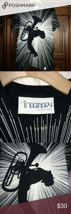 The Imaginary Foundation T-Shirt Mens The Imaginary Foundation T-Shirt Mens Condition is Pre-owned. The Imaginary Foundation Shirts Tees - Short Sleeve