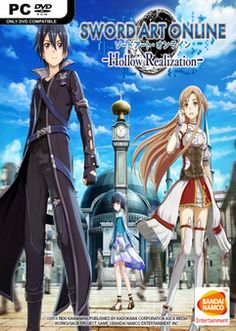 Bandai Namco Entertainment began streaming a new promotional video for its upcoming Sword Art Online: Hollow Realization PlayStation 4 and P Sword Art Online Ps4, Sword Art Online Hollow, Zulu, Xbox 360, Nintendo Switch, Videogames, Online Novels, Bandai Namco Entertainment, Shopping
