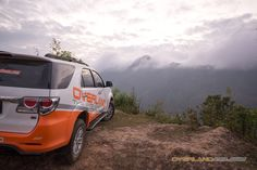 It's never too late, to get up and start all over again.  www.overland4x4.com