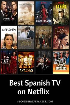 learning spanish Love watching Spanish TV shows to improve your Spanish? Discover the best Spanish TV series on Netflix streaming now. Spanish Notes, Spanish Tv Shows, Spanish Phrases, Ap Spanish, Spanish Vocabulary, Spanish Language Learning, Spanish Lessons, Teaching Spanish, Spanish Sentences