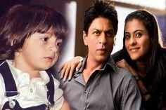 #AbRam Said No To The #SRK-#KAJOL Pair In #Diwale
