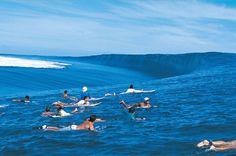 ASOMBROSO: Una ola espectacular