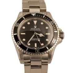 This is for my real submariner...Love this Rolex (Pre-owned) Men's Submariner Stainless Steel 5513