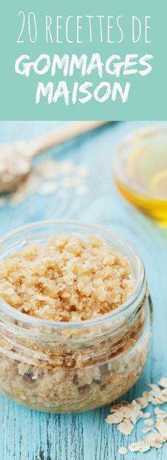 Au café, au sucre, à la noix de coco : 20 recettes de gommage et exfoliants maison !