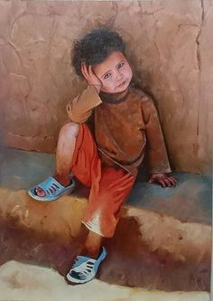 Iraqi art by Iraqi artist mhamad alkhasraje